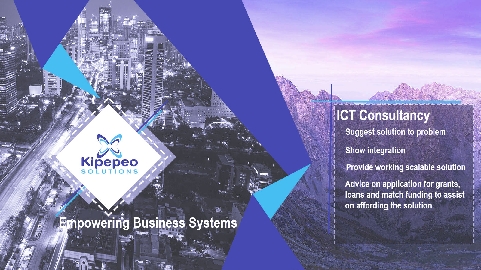 Kipepeo Solutions ICT Consultancy